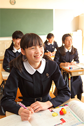 愛徳学園中学校・高等学校